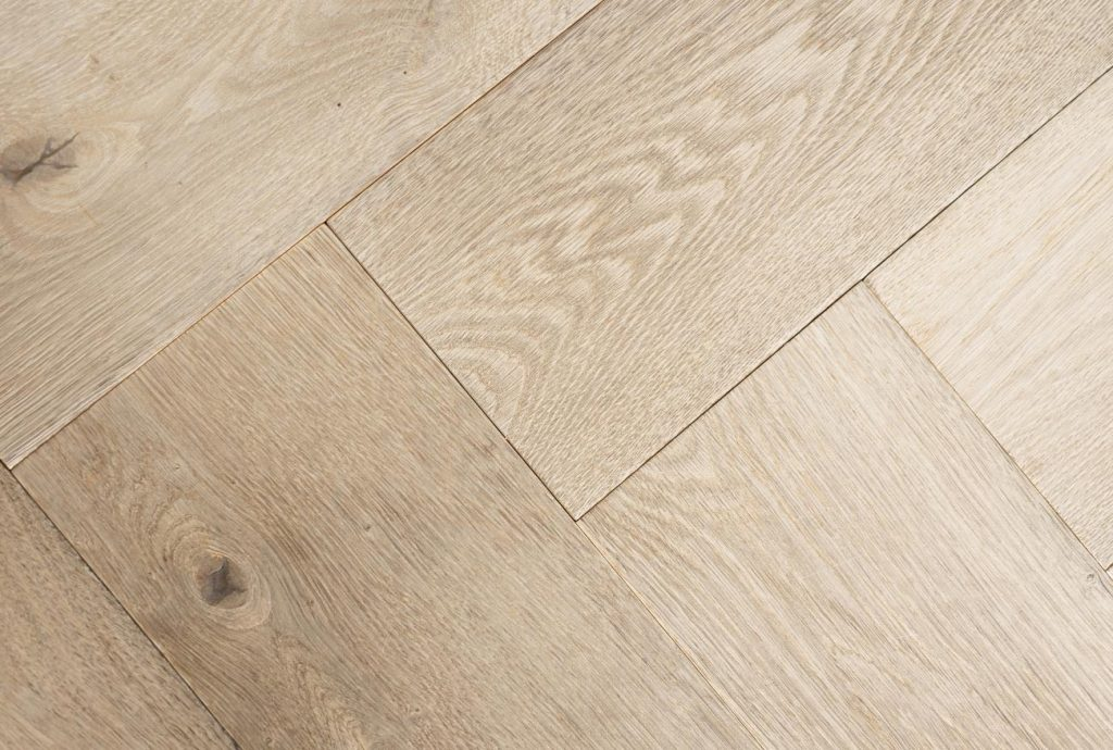 Duoplank vloer - chapel bleached naturel