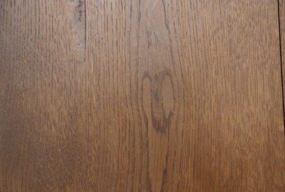 Duoplank vloer - donker gerookt naturel