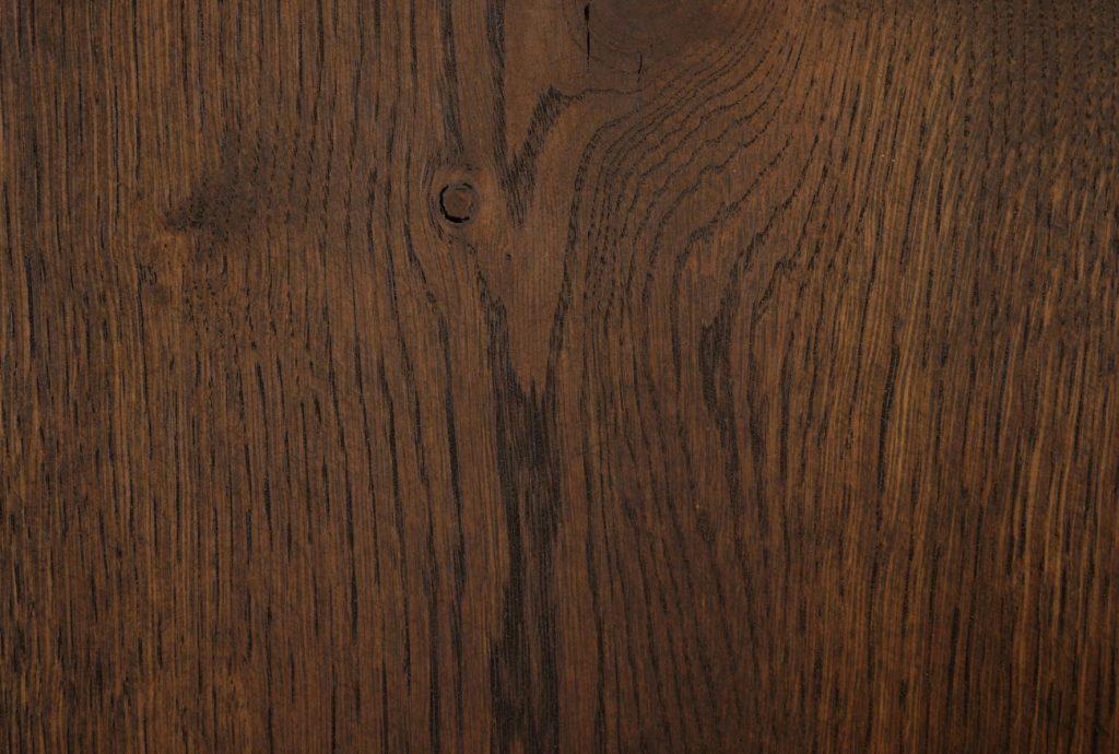 Duoplank vloer - donker gerookt zwart