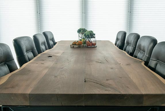 Houten tafels - Houtsnip