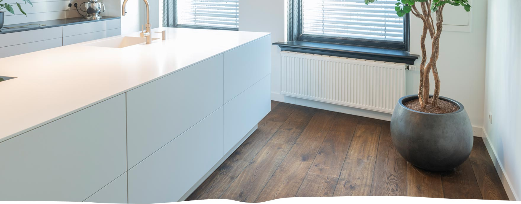 Duoplank vloer - De Hout Snip