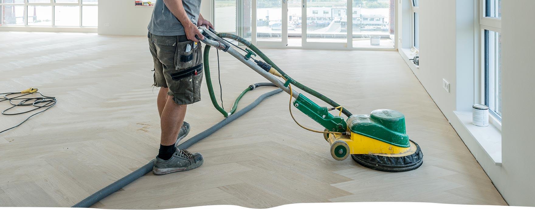Weense punt duoplank op vloerverwarming - De Hout Snip
