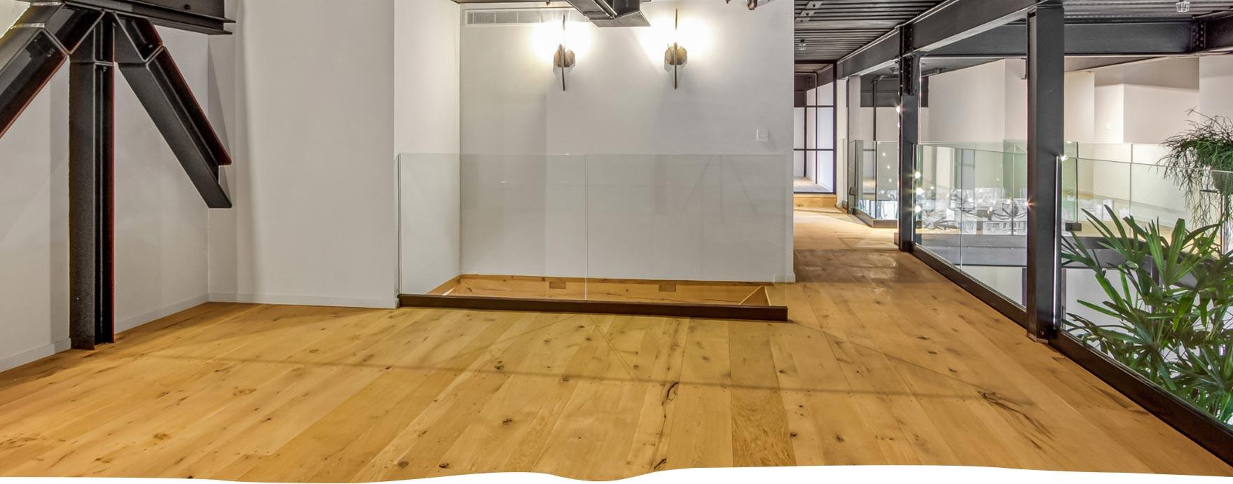 Wagonplanken vloer - De Hout Snip